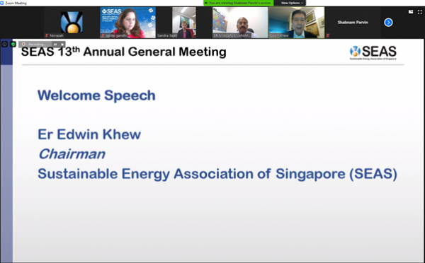 Annual General Meeting - 27 Aug 2020