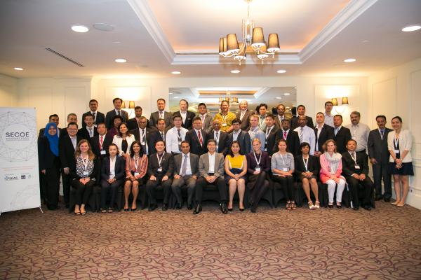 SECOE: Asian Regional Workshop on Roadmaps for Energy Efficiency