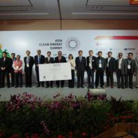 Group Photograph at the Asia Clean Energy Summit