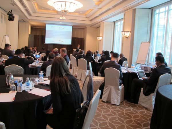 SEAS-GIZ Workshop for APAC Govt Officials 20 Mar 2014