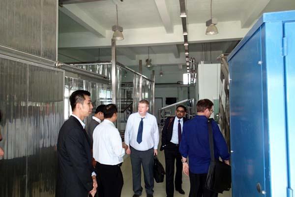 Bangkok Business Mission 24-26 Mar 2014